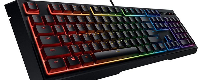 Razer reveals the world's first Mecha-membrane keyboard