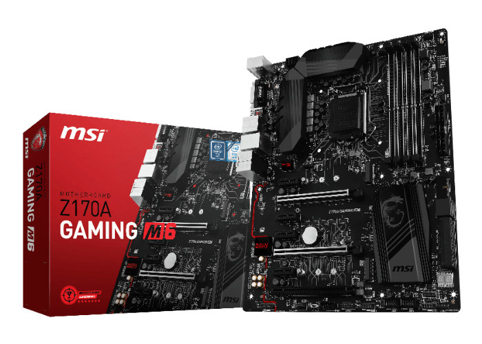 MSI announces their new Z170A Gaming M6 motherboard