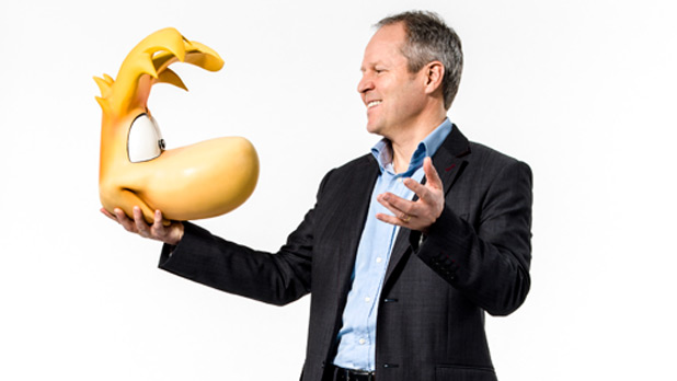 Ubisoft's founder buys another 3.5% of the company for around £120 million