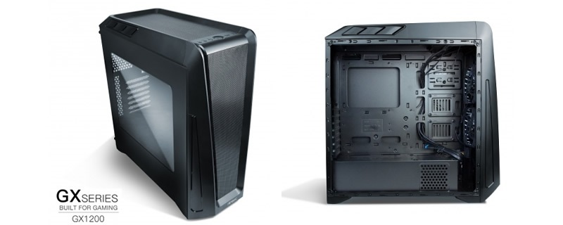 Antec announces their new GX1200 chassis