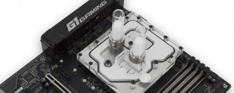 EK Releases their Gigabyte water cooling monoblock for Z170X Ultra Gaming and UD3 motherboards
