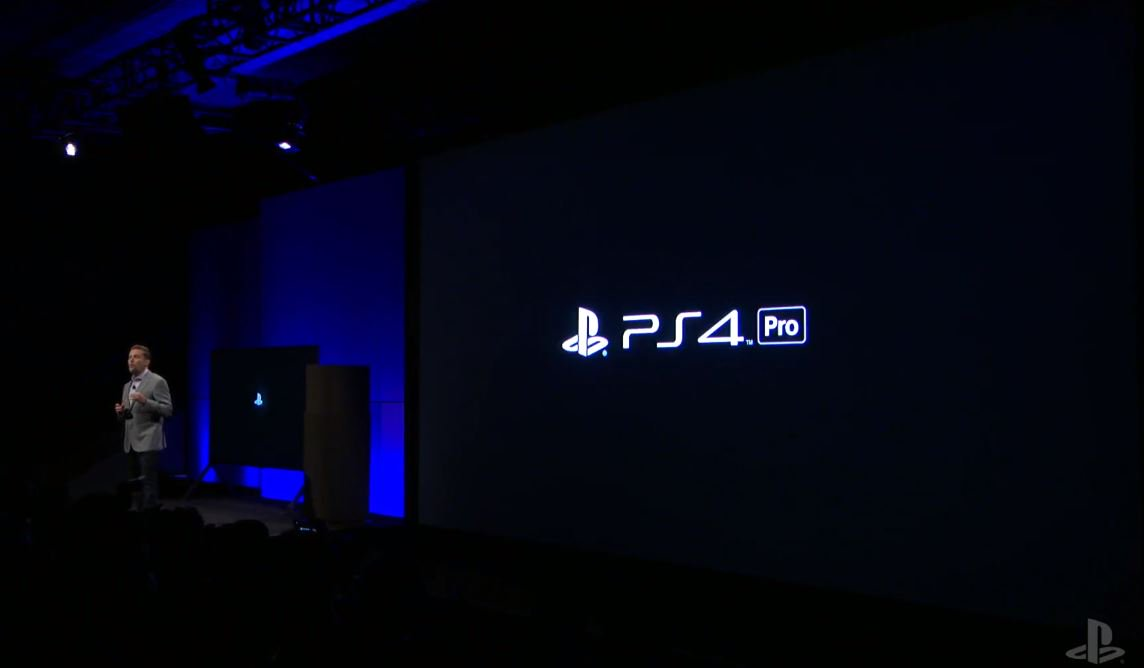 Sony announced the PlayStation Pro and PS4 Slim
