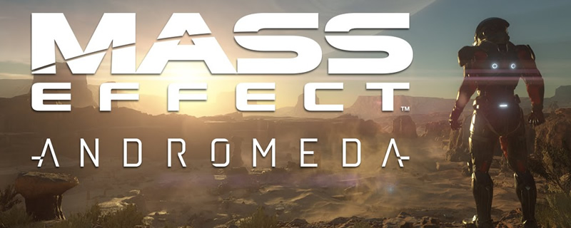 Mass Effect Andromeda 4K gameplay