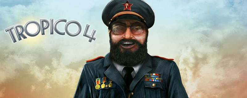 Tropico 4 is currently free on the Humble Store