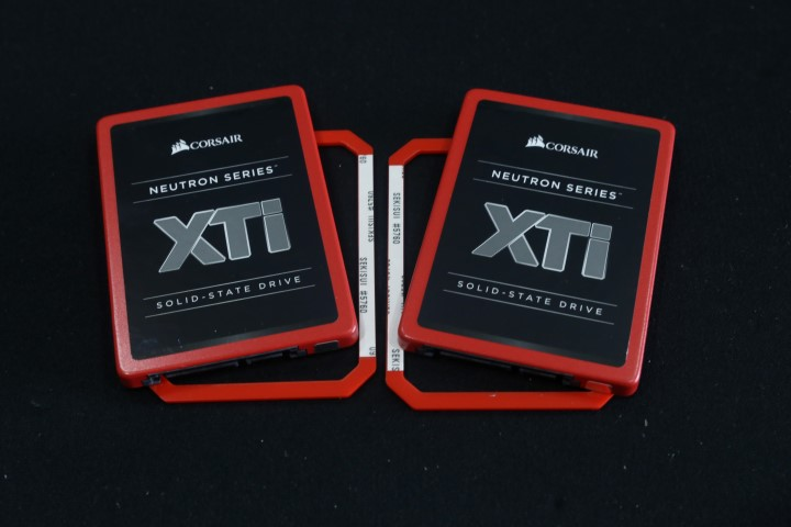 Corsair Neutron XTi 960GB SSD Review