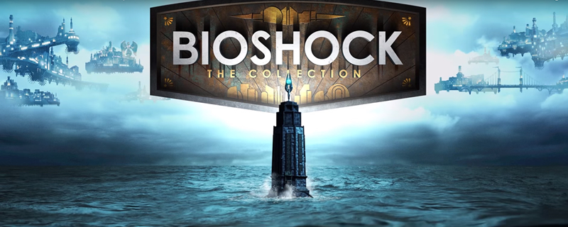 Bioshock: The Collection will release on PC later today