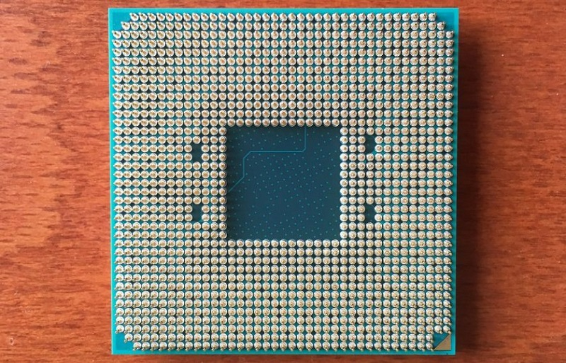AMD's AM4 socket has been pictured