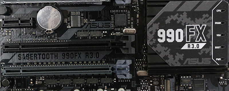 ASUS 990FX R3.0 Sabertooth Preview