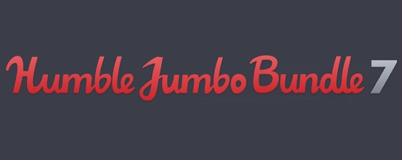 The Humble Jumbo Bundle 7 is now live