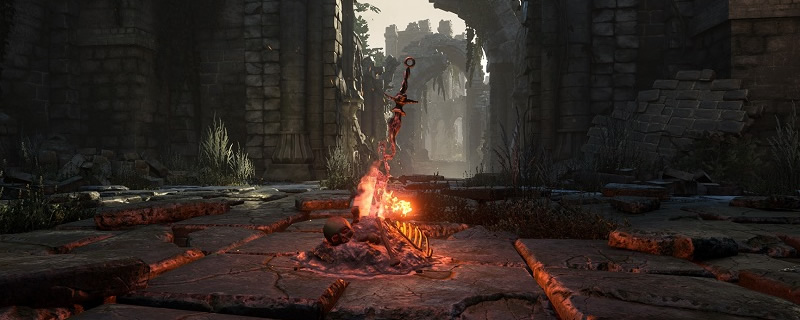 Dark Souls 3's Farron Keep has been recreated in Unreal Engine 4