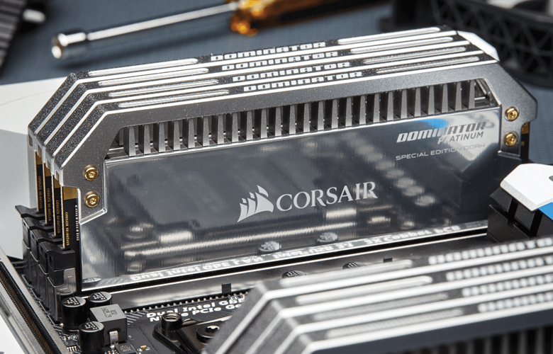 Corsair release their new Dominator Platinum Limited Edition DDR4 memory