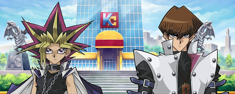 Yu-Gi-Oh Legacy of the Duelist will be coming to PC this fall