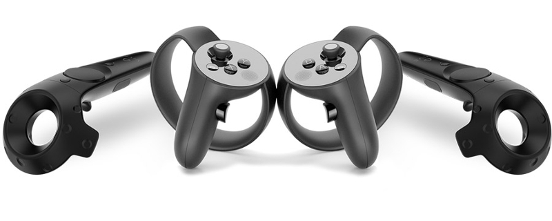 Oculus announces their Touch VR motion controllers