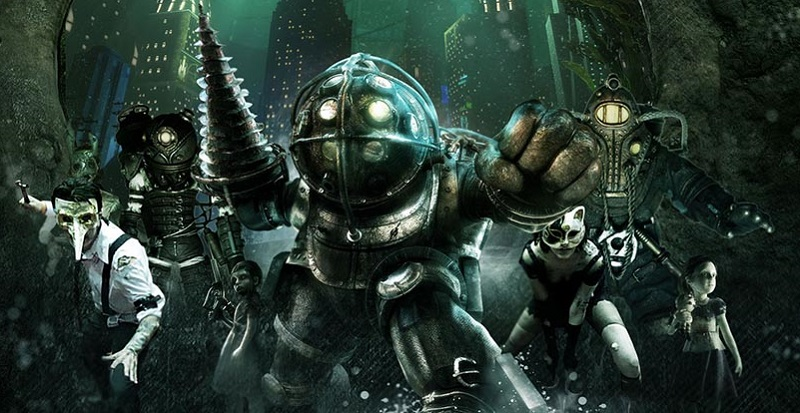 Bioshock Remastered now has 21:9 support and an FOV slider
