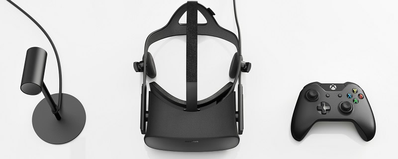 The Oculus Rift will require an additional $79 sensor for room-scale VR