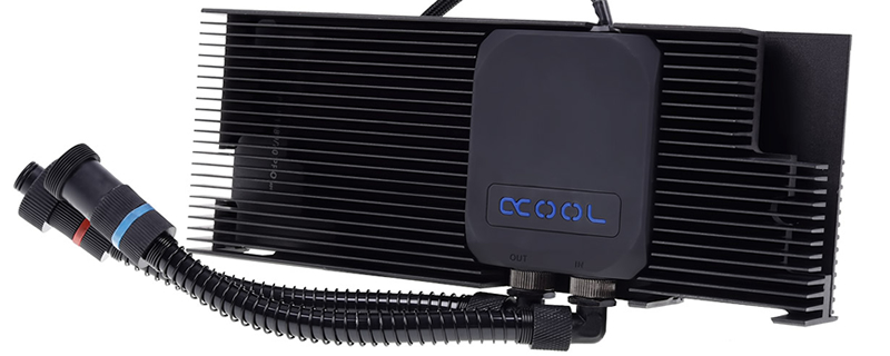 Alphacool release their Eiswolf AIO GPU liquid coolers