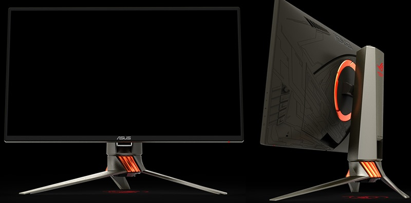 ASUS' ROG Swift PG258Q 240Hz monitor will release in 2017