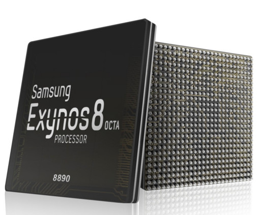 Samsung begins mass producing their first 10nm SoC