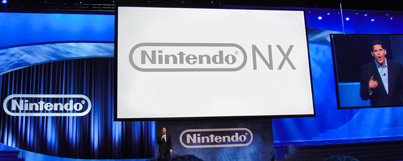 Nintendo will be officially revealing the Nintendo NX later today