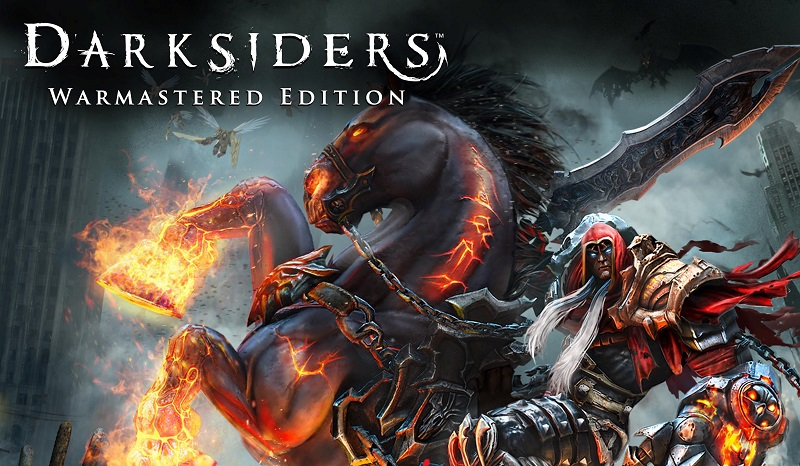 Darksiders: Warmastered Edition has been delayed