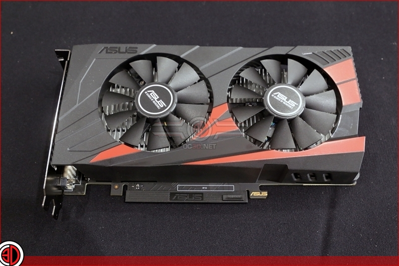 ASUS GTX 1050 Ti Expedition Edition Review