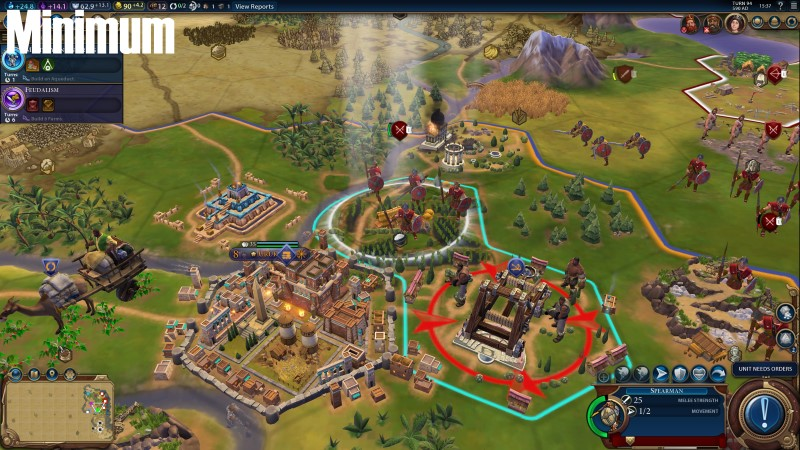 Civilization VI PC Performance Review