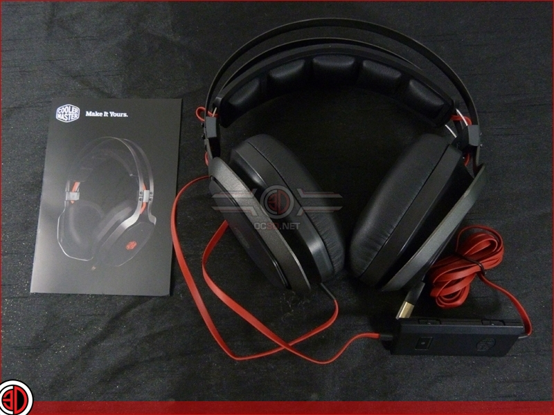 Cooler Master Masterpulse Pro 7.1 Headset Review