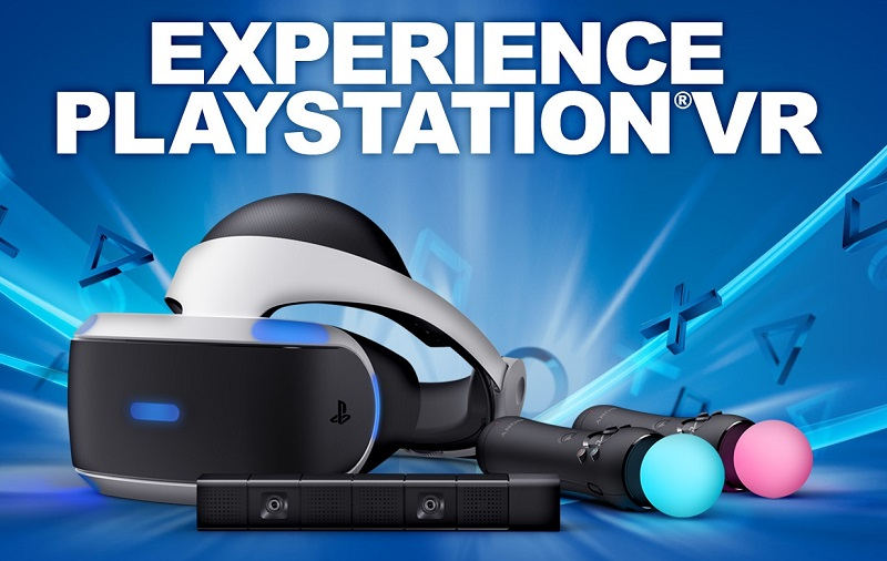 Game is charging for PLayStation VR demo sessions