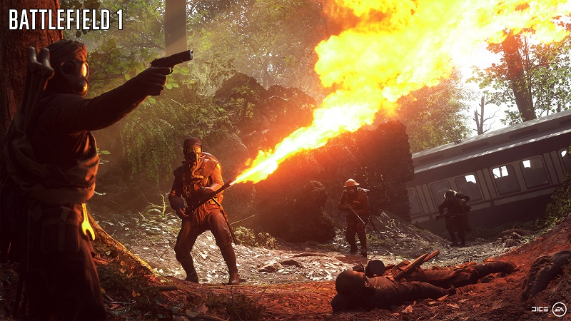 Battlefield 1 has sold more in week 1 than Battlefield 4 and Hardline combined