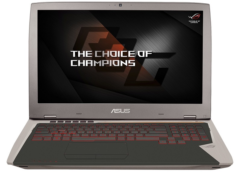 ASUS announces their G701VI gaming laptop