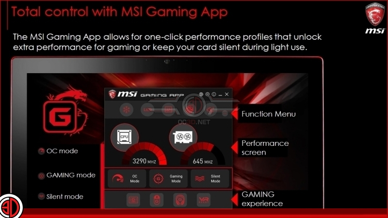 MSI GTX 1050 Ti Gaming X Preview