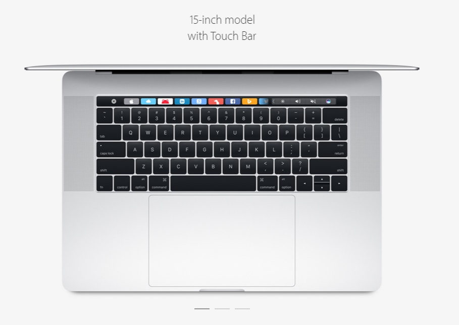 Apple announces their new MacBook Pro with an AMD GPU