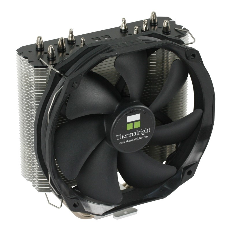 Thermalright unveils their new TRUE Spirit 140 Direct CPU cooler
