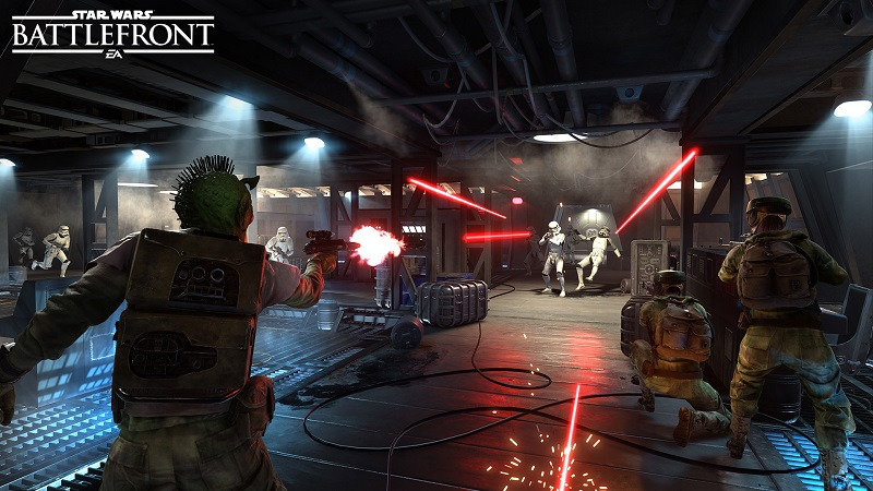 EA has confirmed that a Star Wars Battlefront sequel is coming in fall 2017
