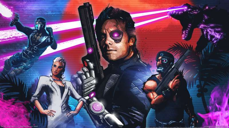 Far Cry 3: Blood Dragon will be this month's free Ubi 30 game
