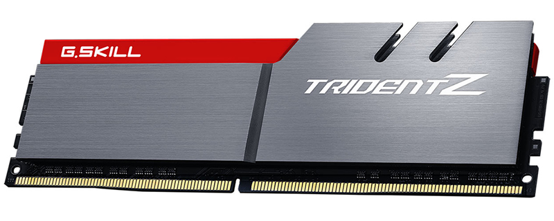 G.Skill announce their new 64GB Trident Z 3600MHz DDR4 memory Kit