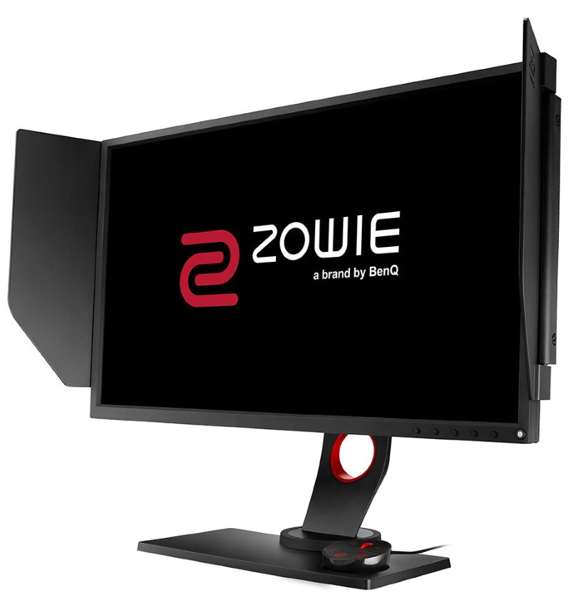 BenQ announces their ZOWIE XL2540 240Hz e-Sports gaming monitor.