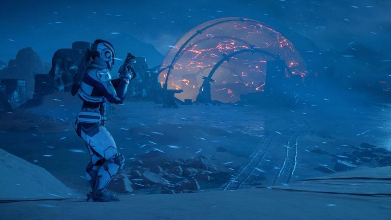 Mass Effect Andromeda - new screenshots and gameplay details