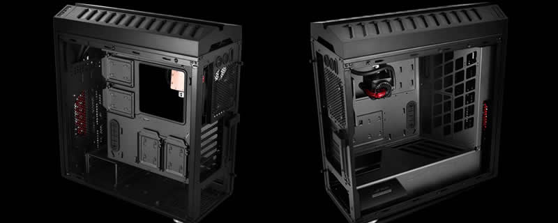 DeepCool has unveiled their new ASUS ROG themed GamerStorm Genome chassis
