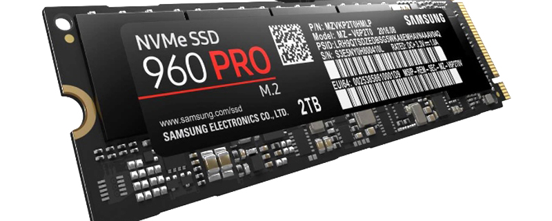 Samsung NVMe 960 Pro M.2 Review