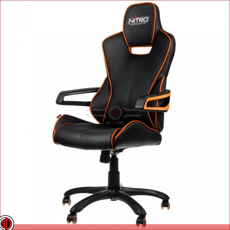 Nitro Concept's E200 Race Series Gaming Chair Review