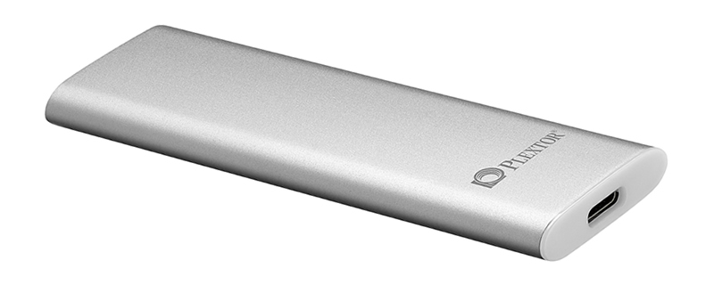 Plextor announces their EX1 external SSD