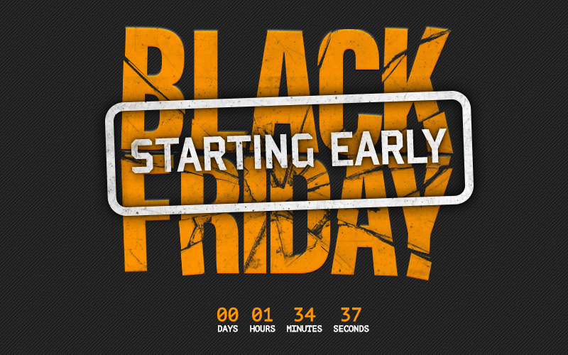 Overclockers UK's Black Friday sale is starting early