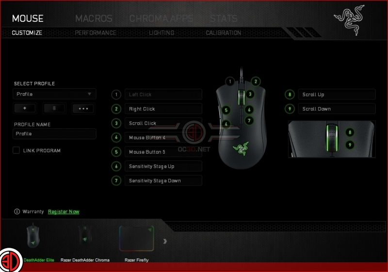 Razer Deathadder Elite and Gigantus Mousepad Review