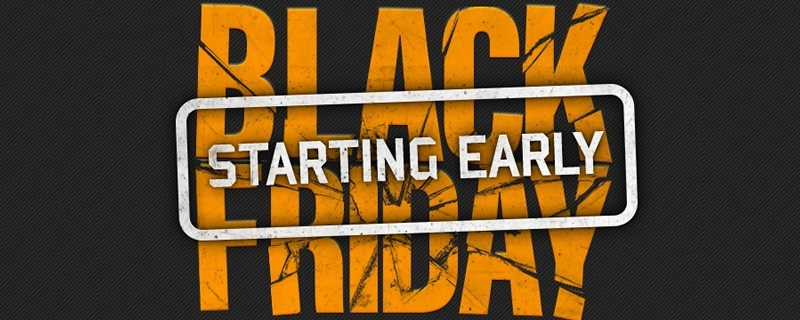 Overclockers UK best of Black Friday deals - Nov 23rd
