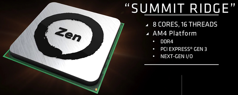 AMD Summit Ridge CPU pricing leaked