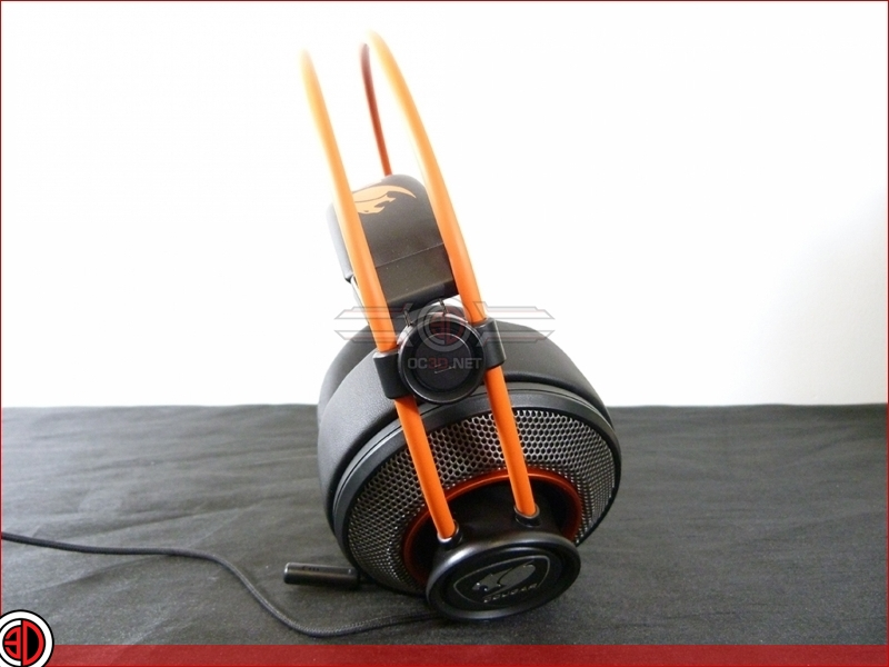 Cougar Immersa Headset Review