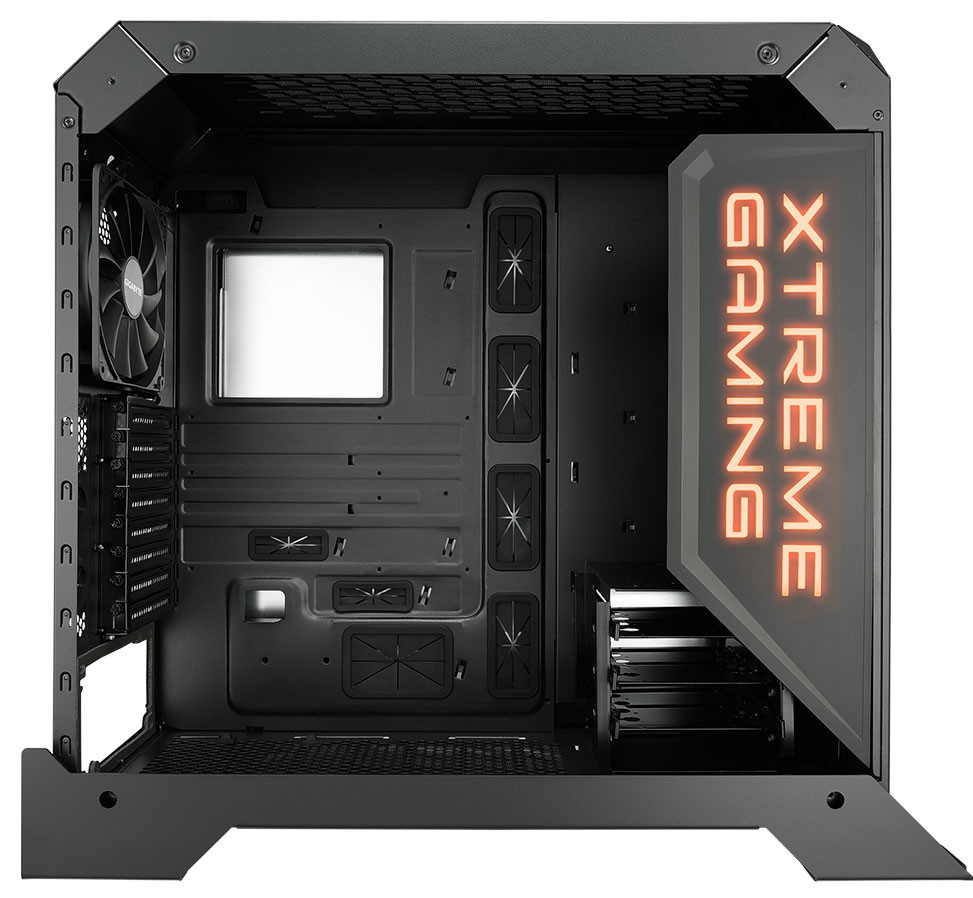 Gigabyte announces their new Xtreme Gaming XC700W chassis