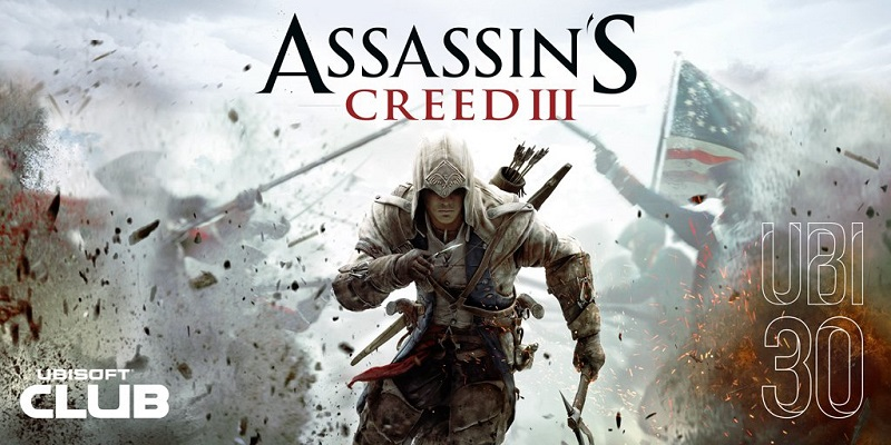 ASSASSIN'S CREED 3 Gratis Bulan Desember :) #Ubi30