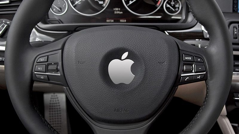 Apple reveals their self driving car development plans